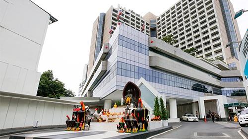 泰国帕雅泰第三国际医院——国际三甲医院!