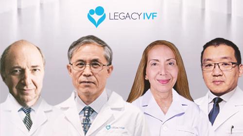 美国legacy ivf 生殖中心